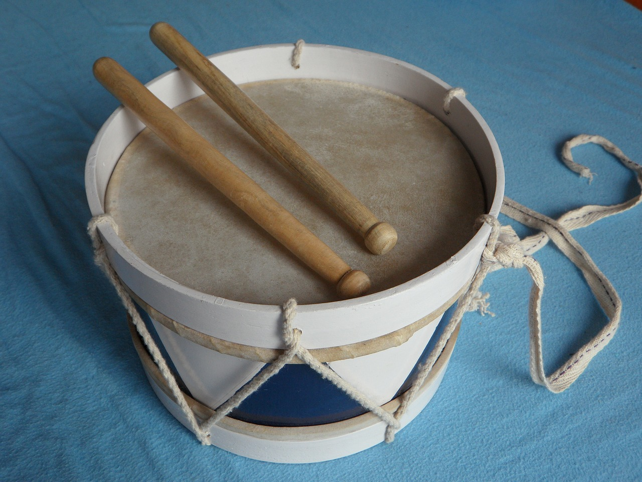 drum wooden drum instrument free photo