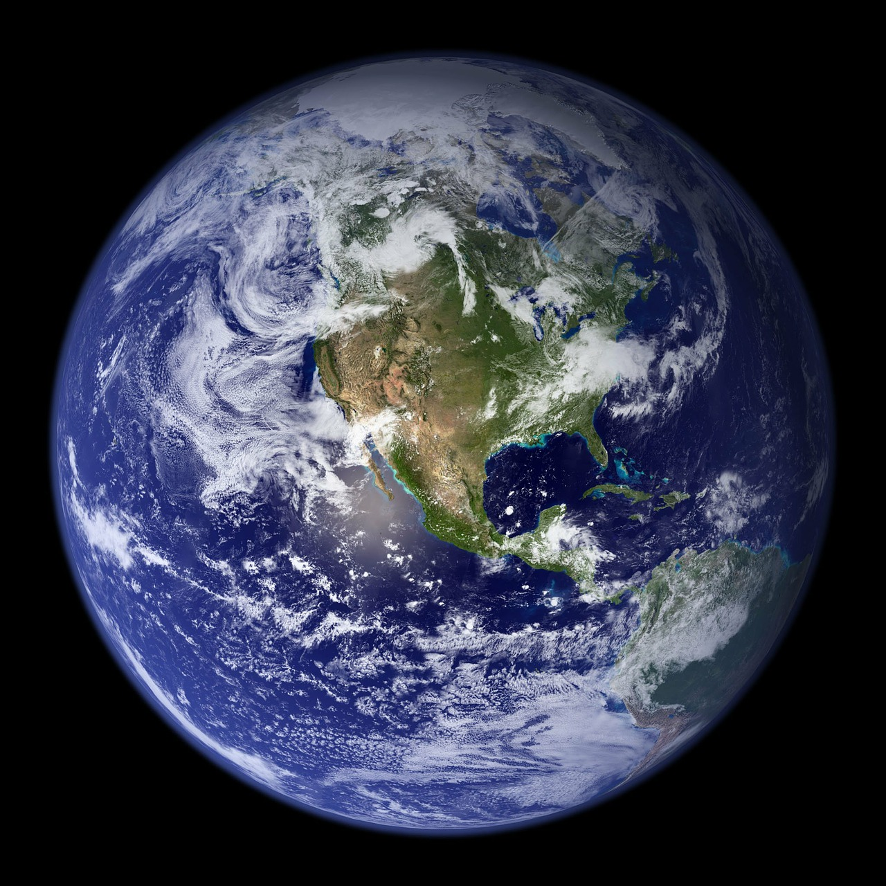 earth blue planet globe free picture
