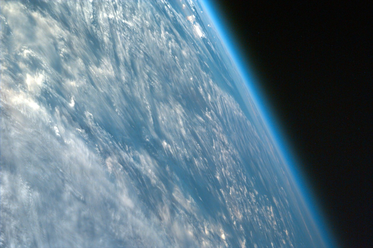 earth globe atmosphere free photo