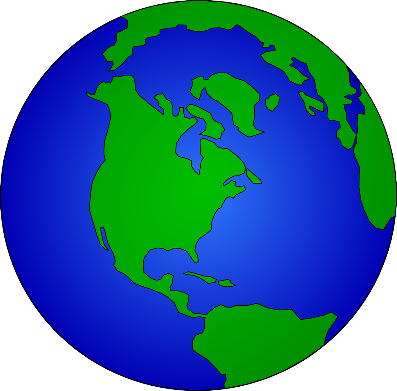 earth globe world free photo