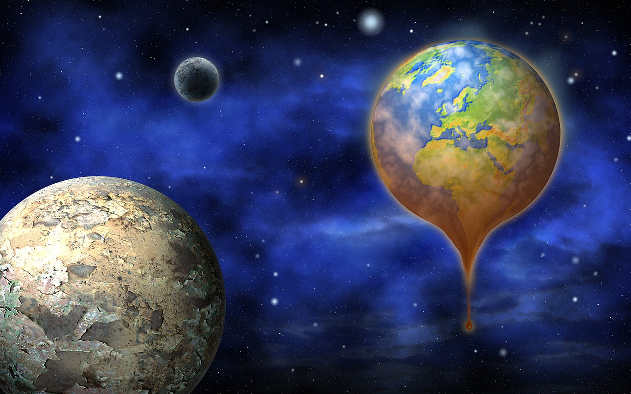 earth global warming climate free photo