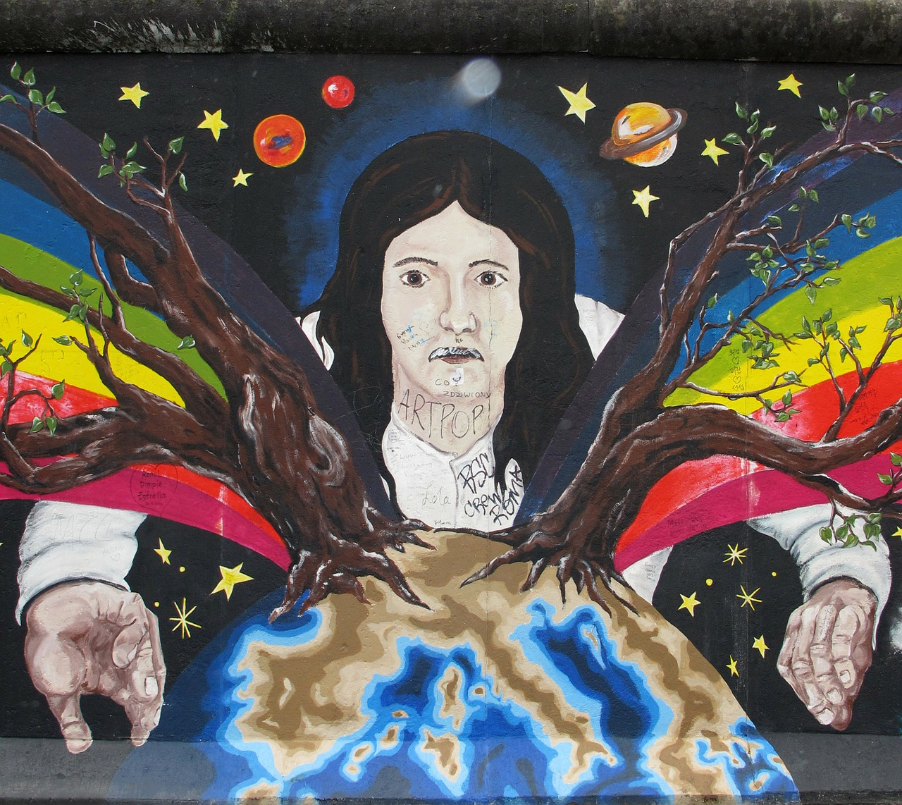 east side gallery berlin east side gallery structures free photo
