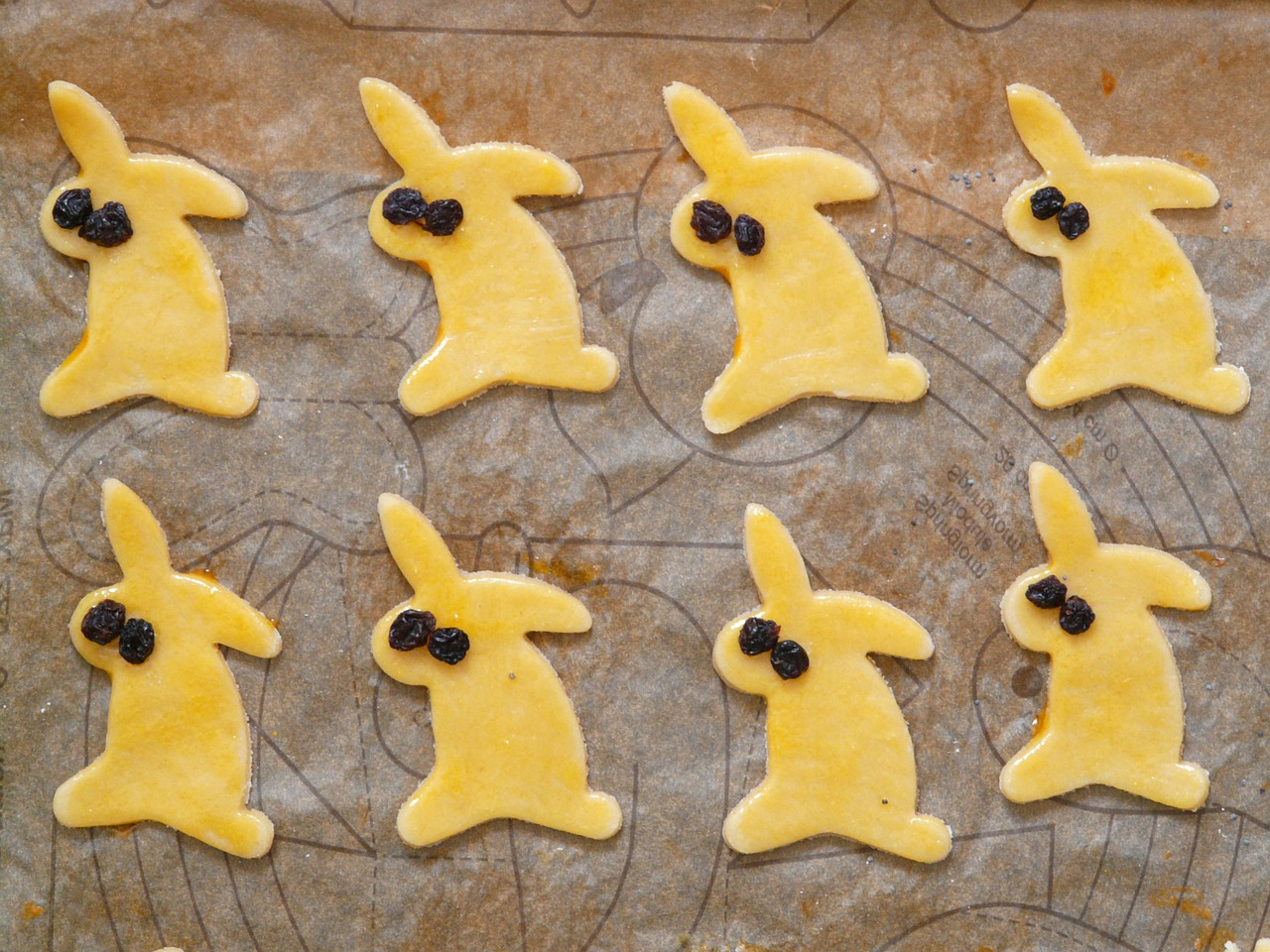 easter easter bunny easter cakes free photo