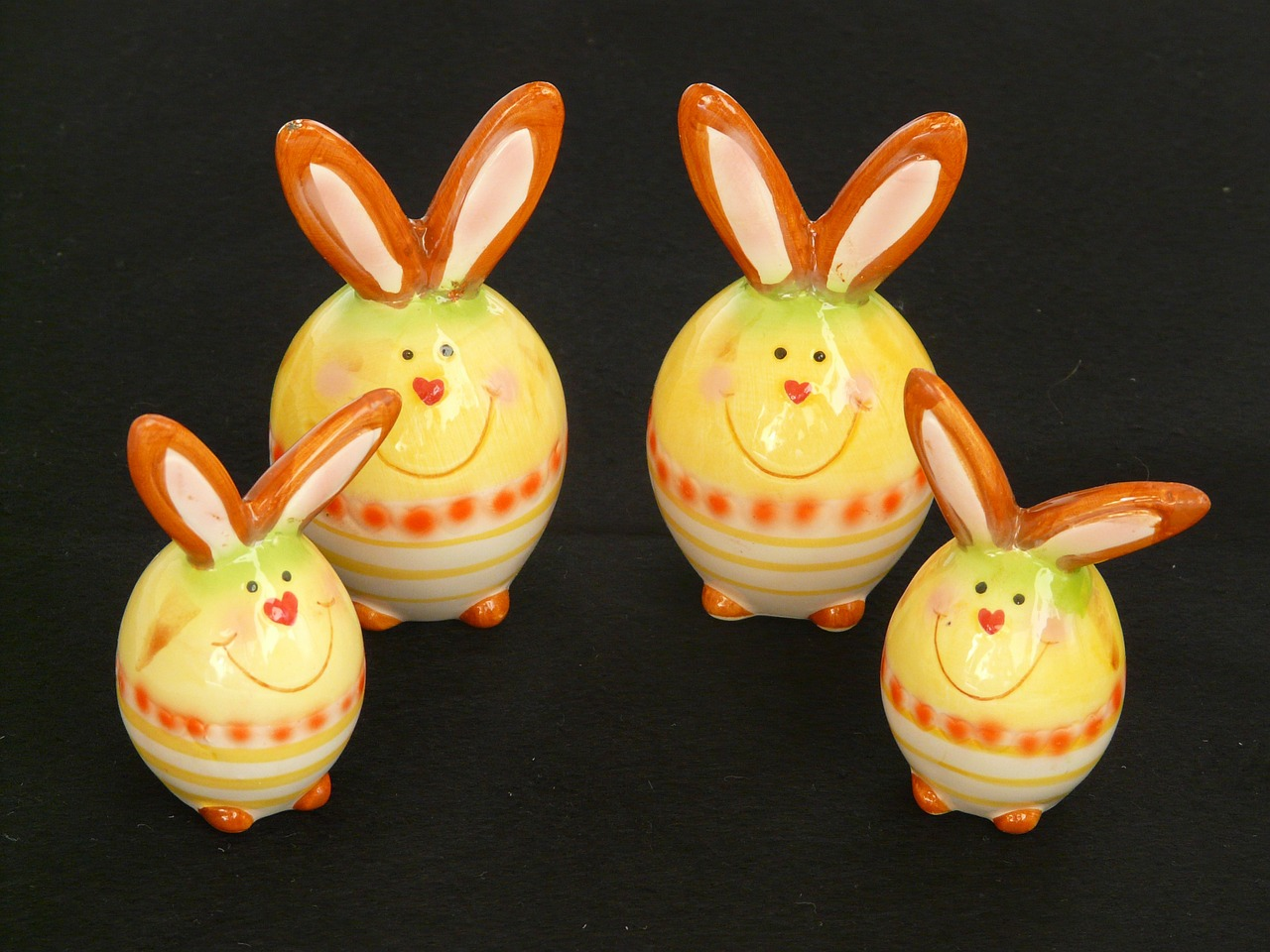 easter easter bunny figure free photo