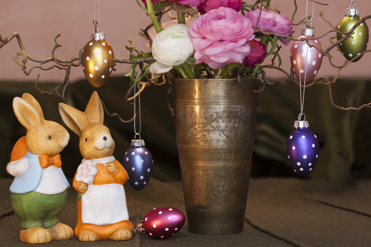 easter bunny customs custom free photo