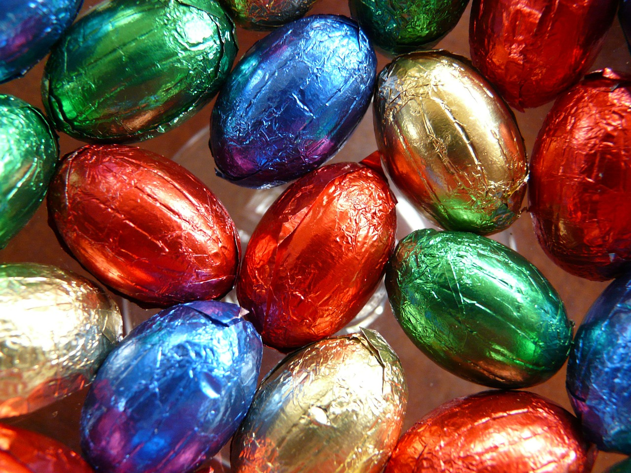 easter eggs easter sweetness free photo