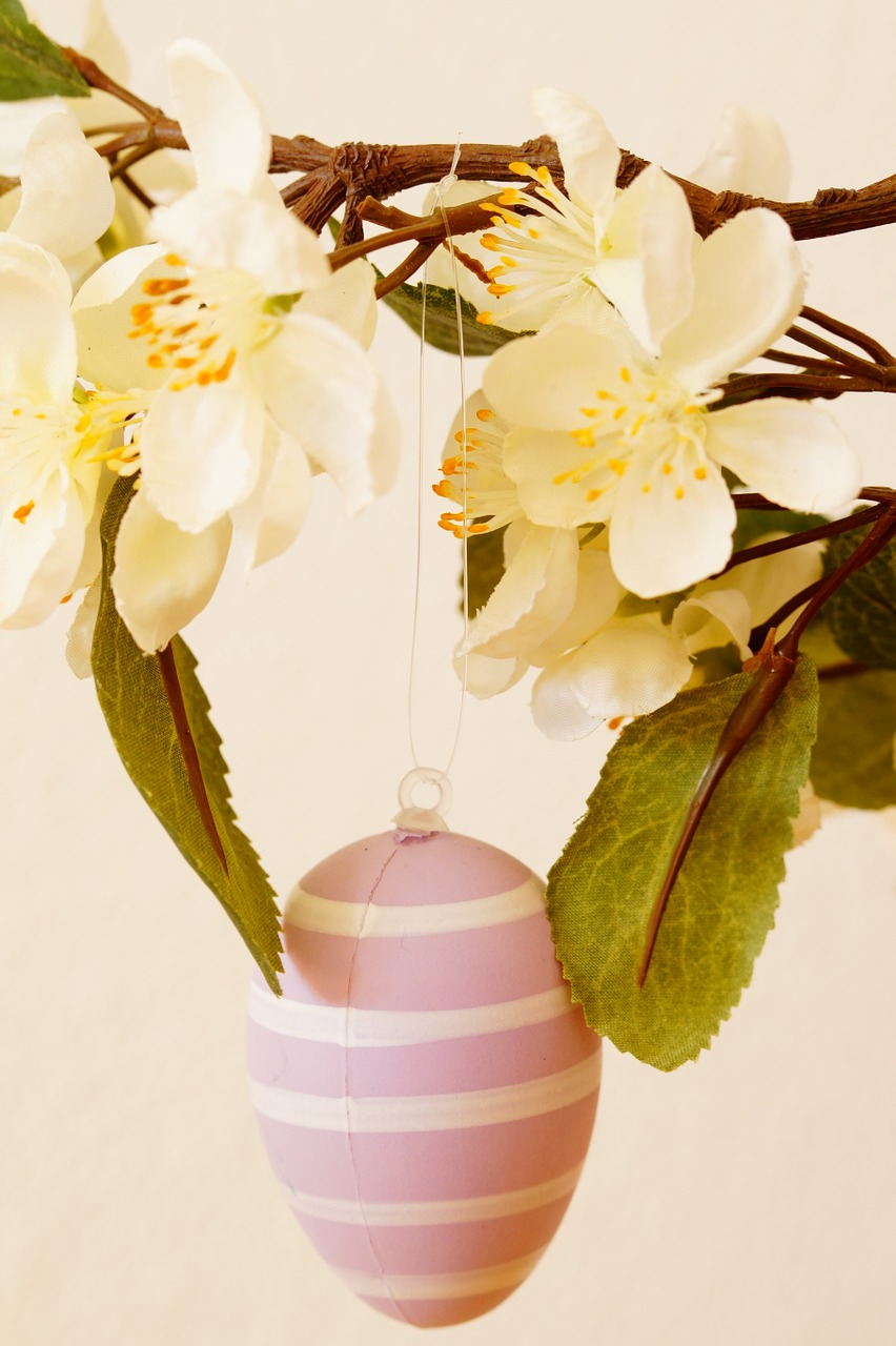 easter greeting easter bouquet egg free photo
