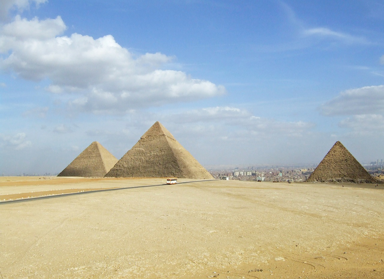 egypt pyramids pharaonic free photo