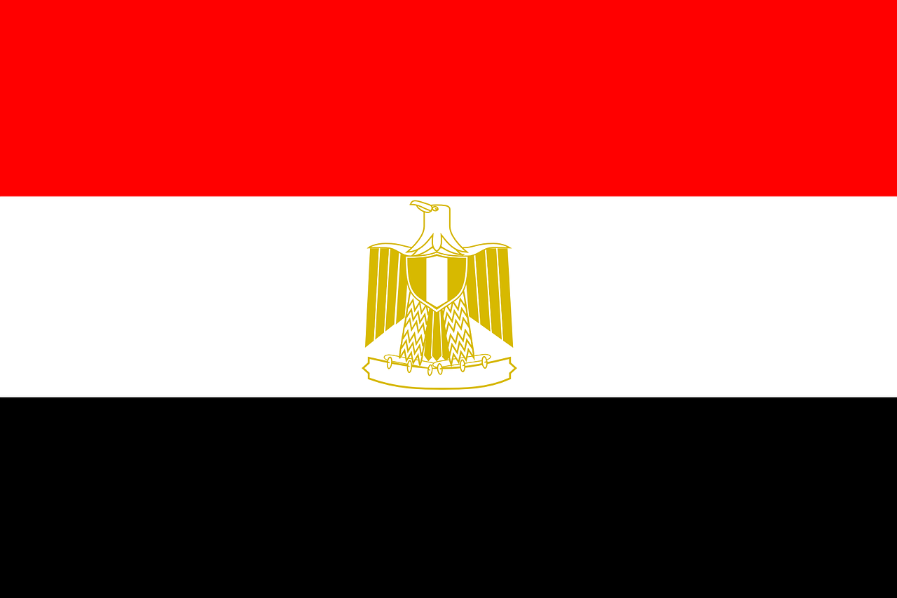 egypt flag national free photo