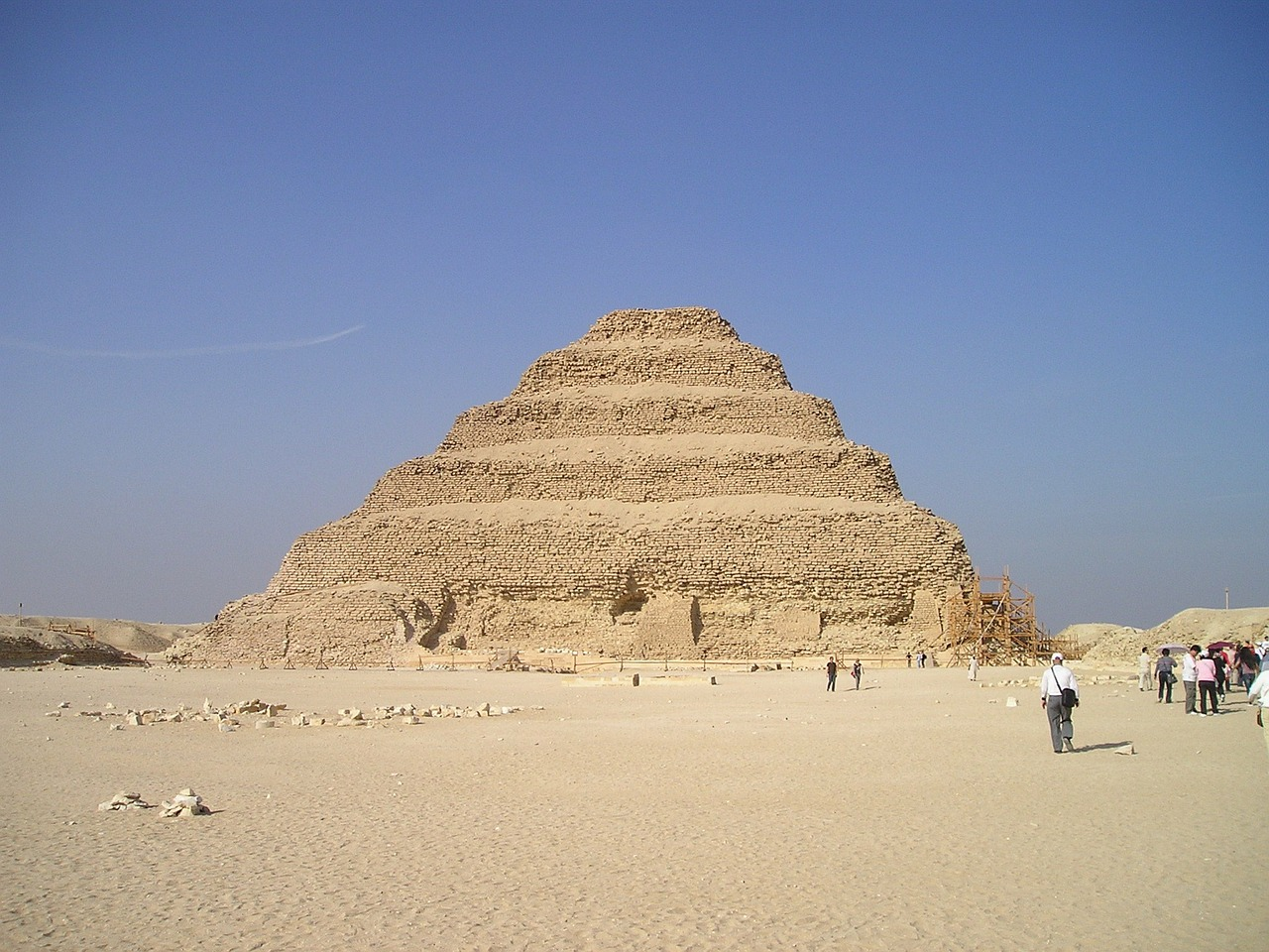 egypt pyramid step pyramid free photo