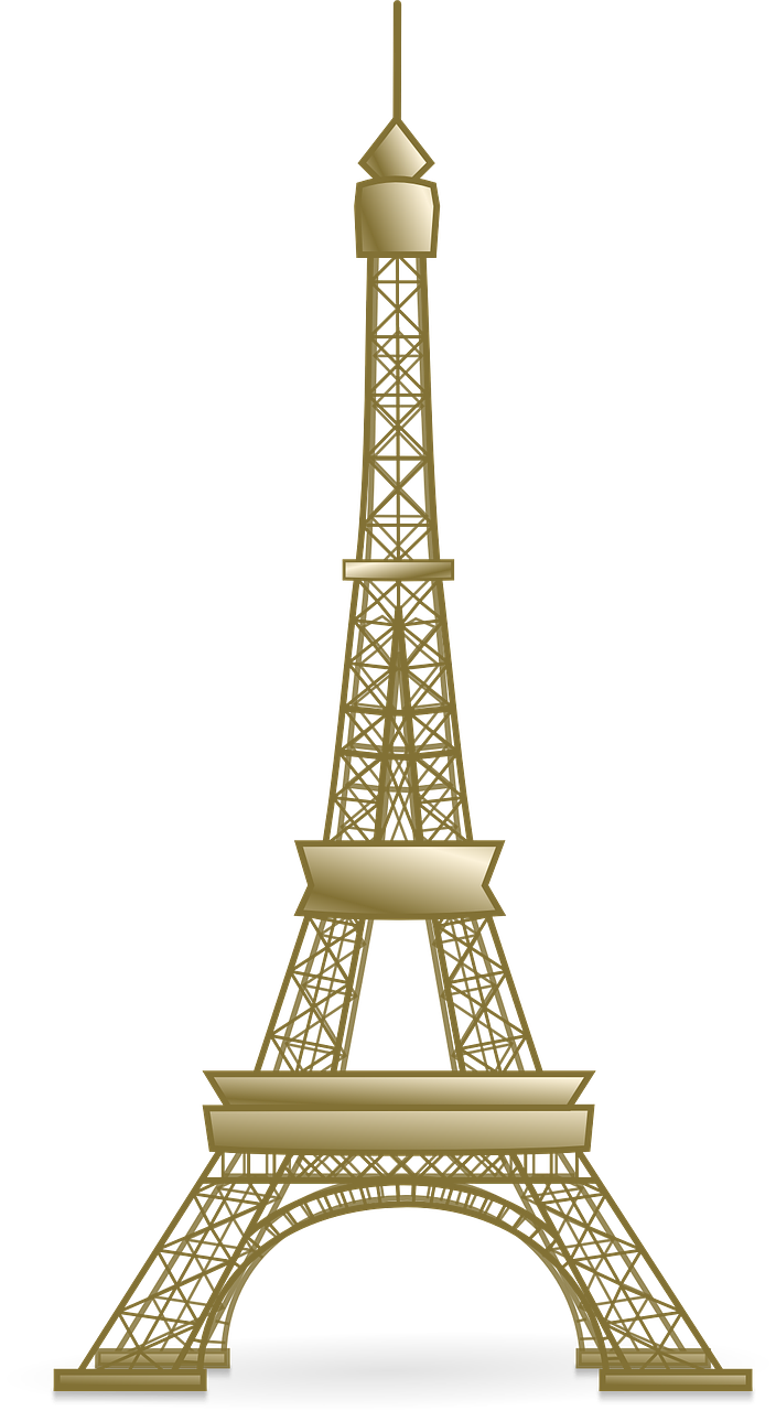 eiffel tower france tower free photo