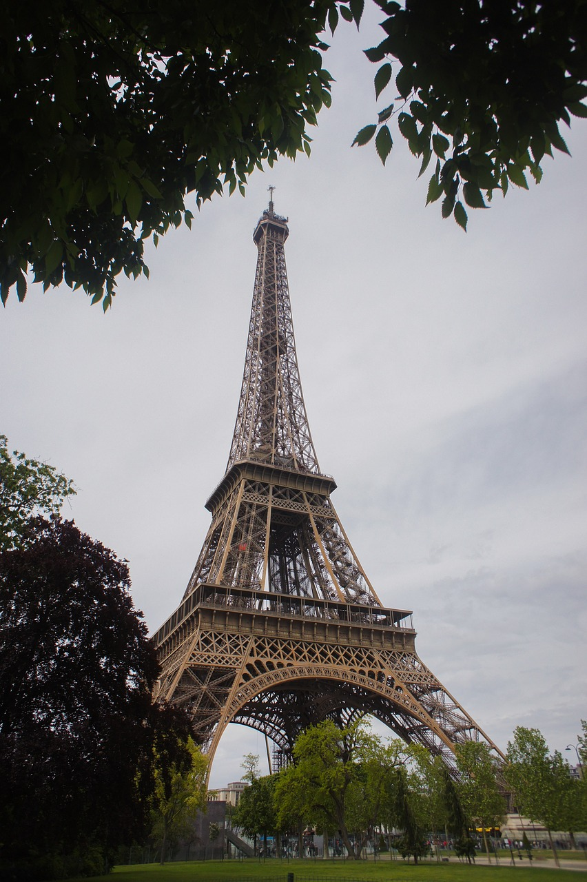 eiffel tower  paris  europe free photo