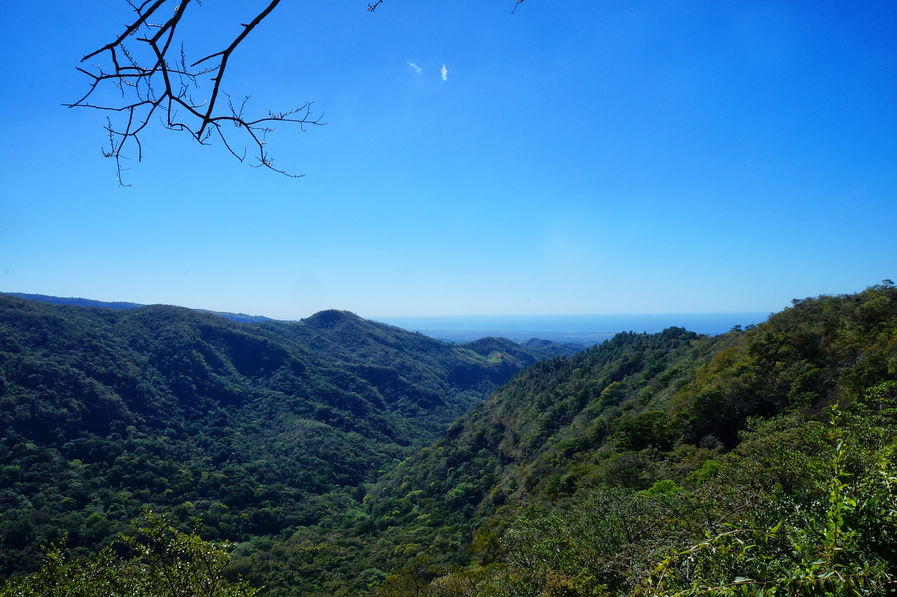 el salvador the impossible nature reserve free photo