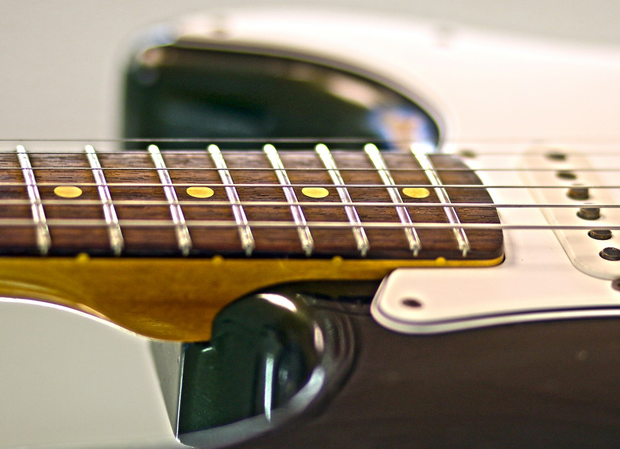 electric guitar guitar fender free photo