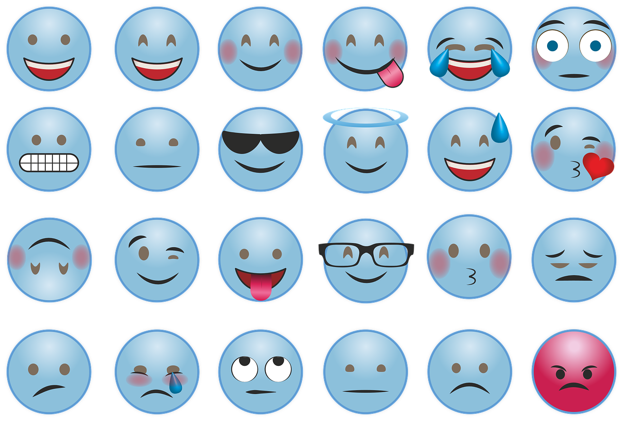 emoji smilie whatsapp free photo