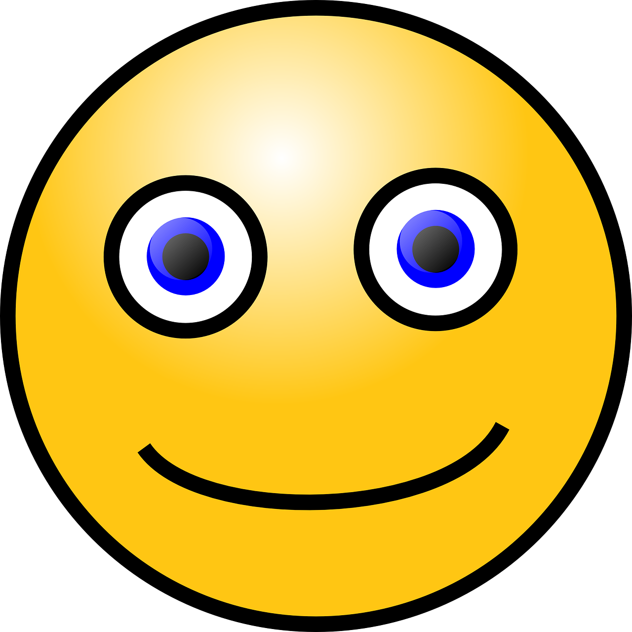 emoticon smile symbol free photo