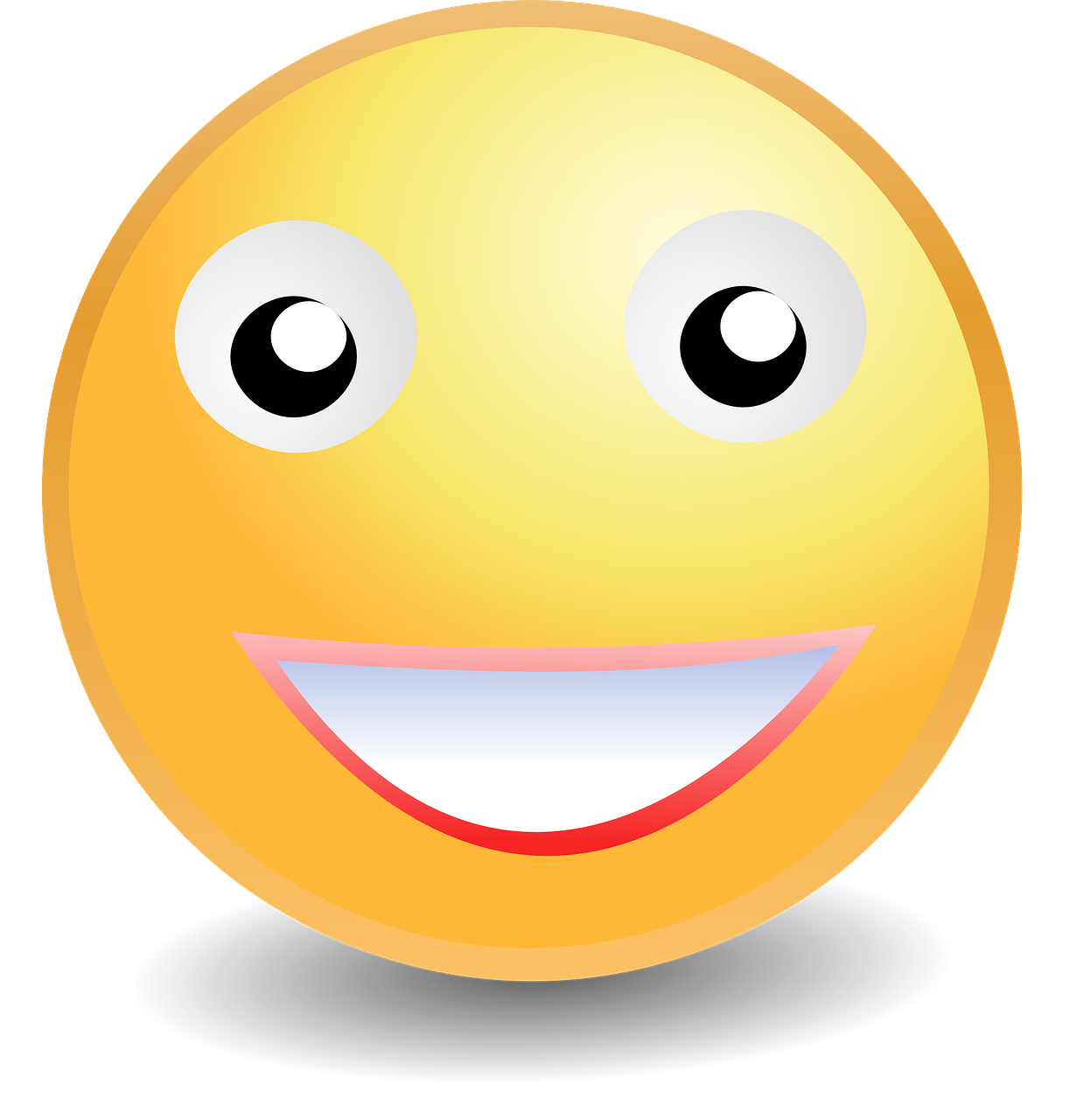 emoticon smiley icon free photo