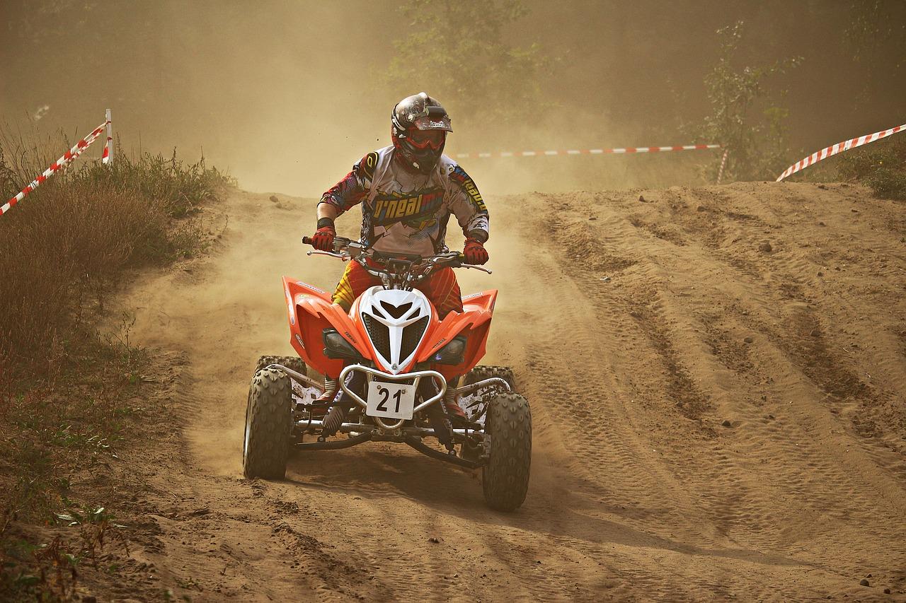תוצאת תמונה עבור Kawasaki orange ATV