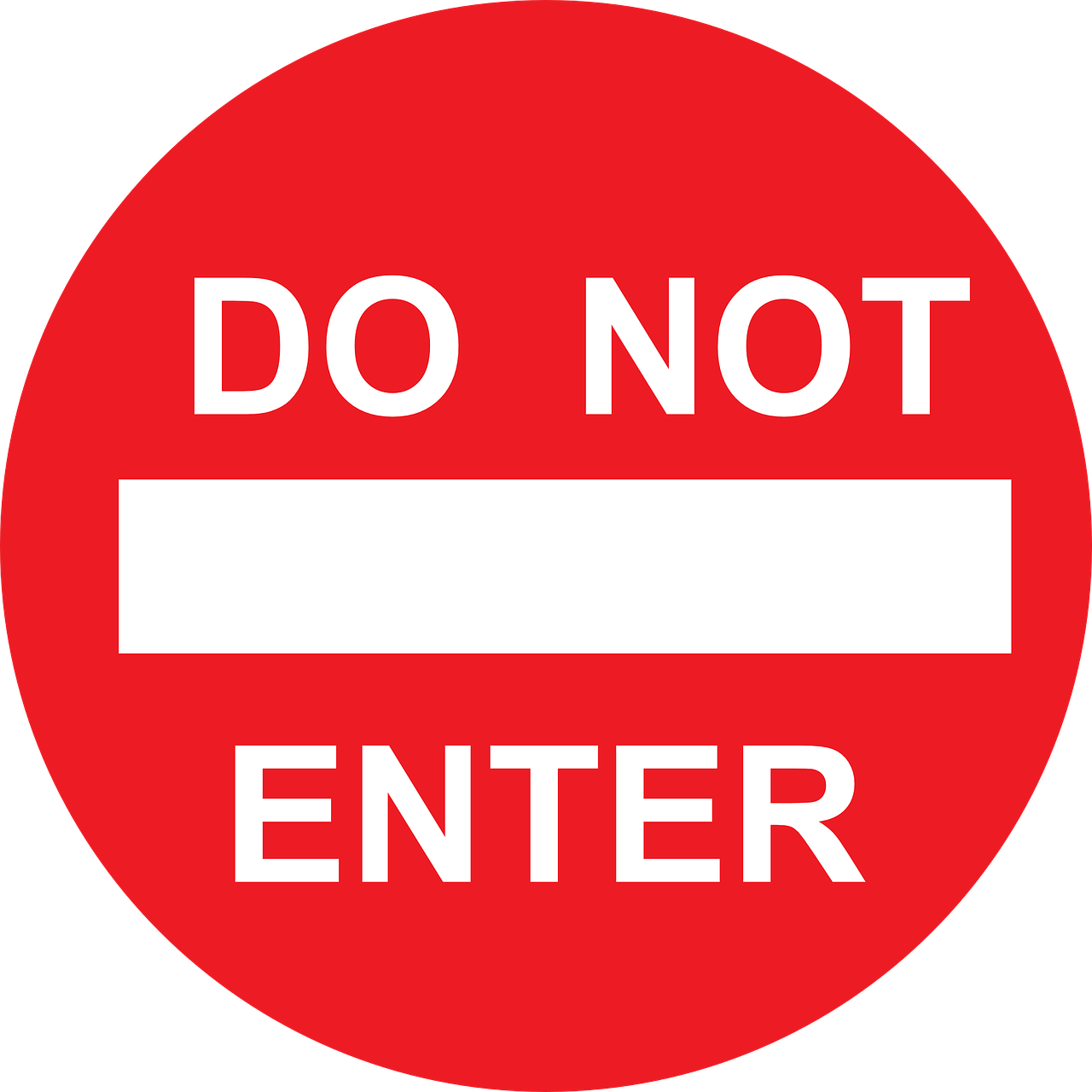 enter,not,road,instruction,drive,traffic,rule,sign,symbol,free vector graphics,free pictures, free photos, free images, royalty free, free illustrations, public domain