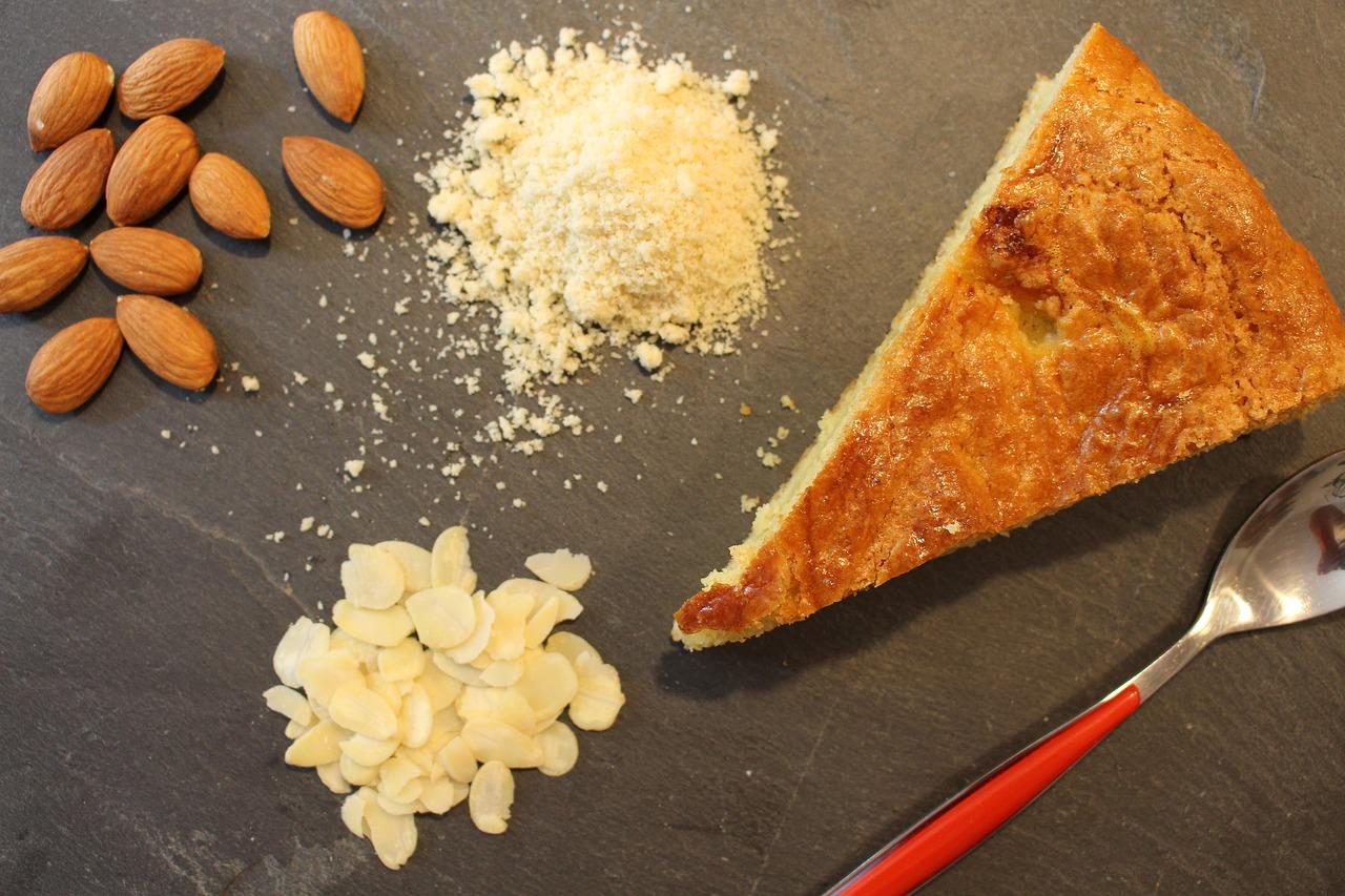 epiphany galette des rois almonds free photo