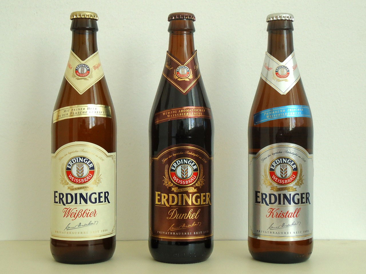 erdinger beer german free photo