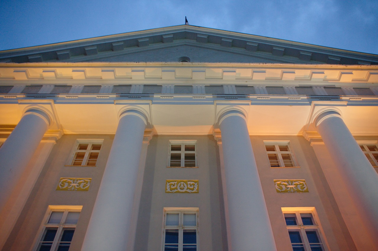 estonia tartu university free photo