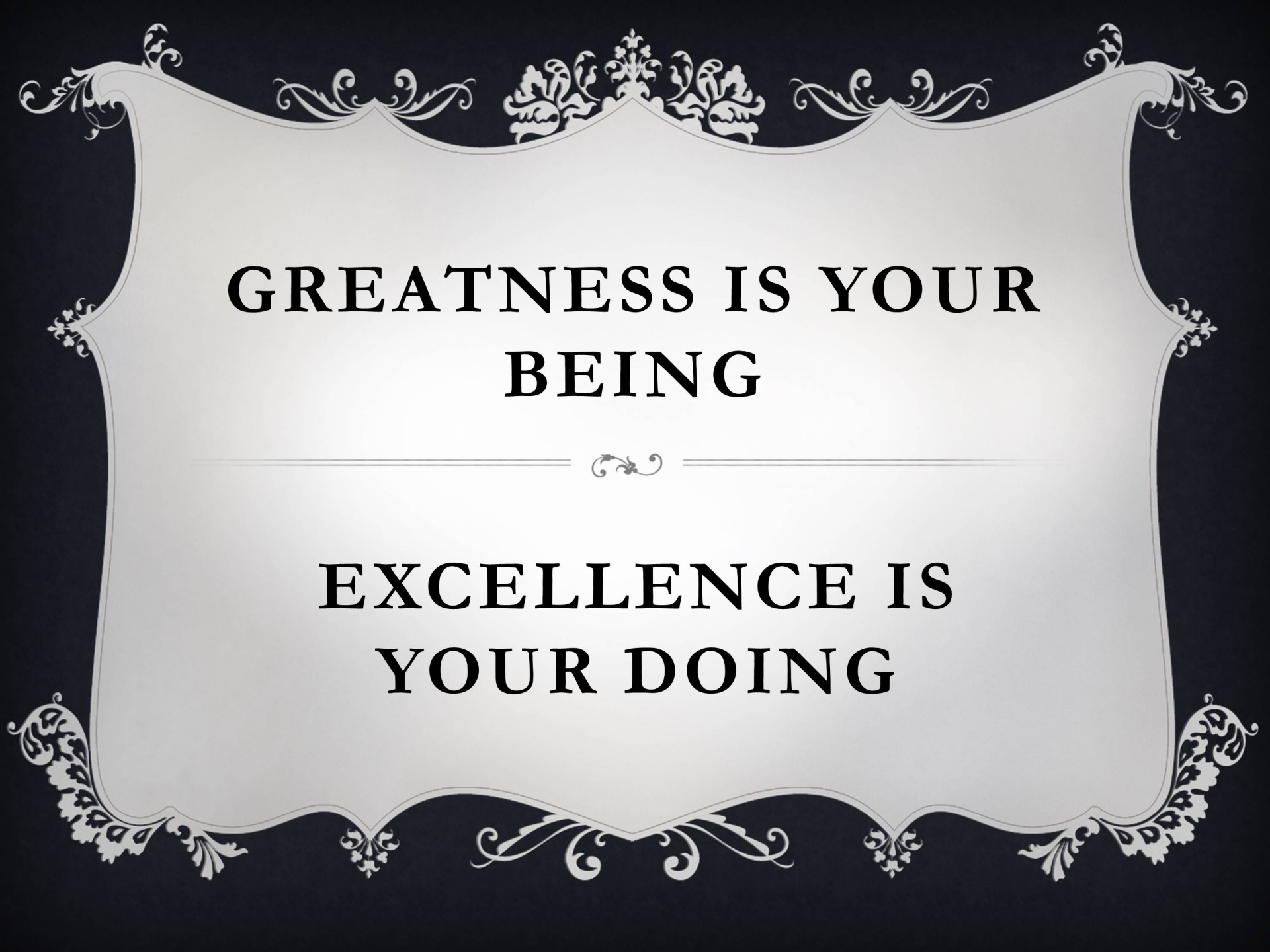 Excellence,dana lamon,quotes,motivation,excellence is your ...