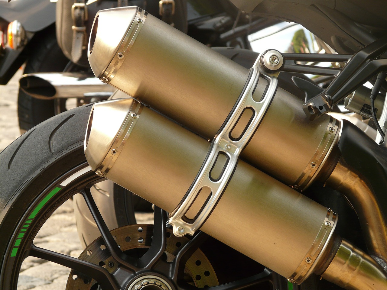 exhaust,exhaust pipes,motorcycle,metal,free pictures, free photos, free images, royalty free, free illustrations, public domain