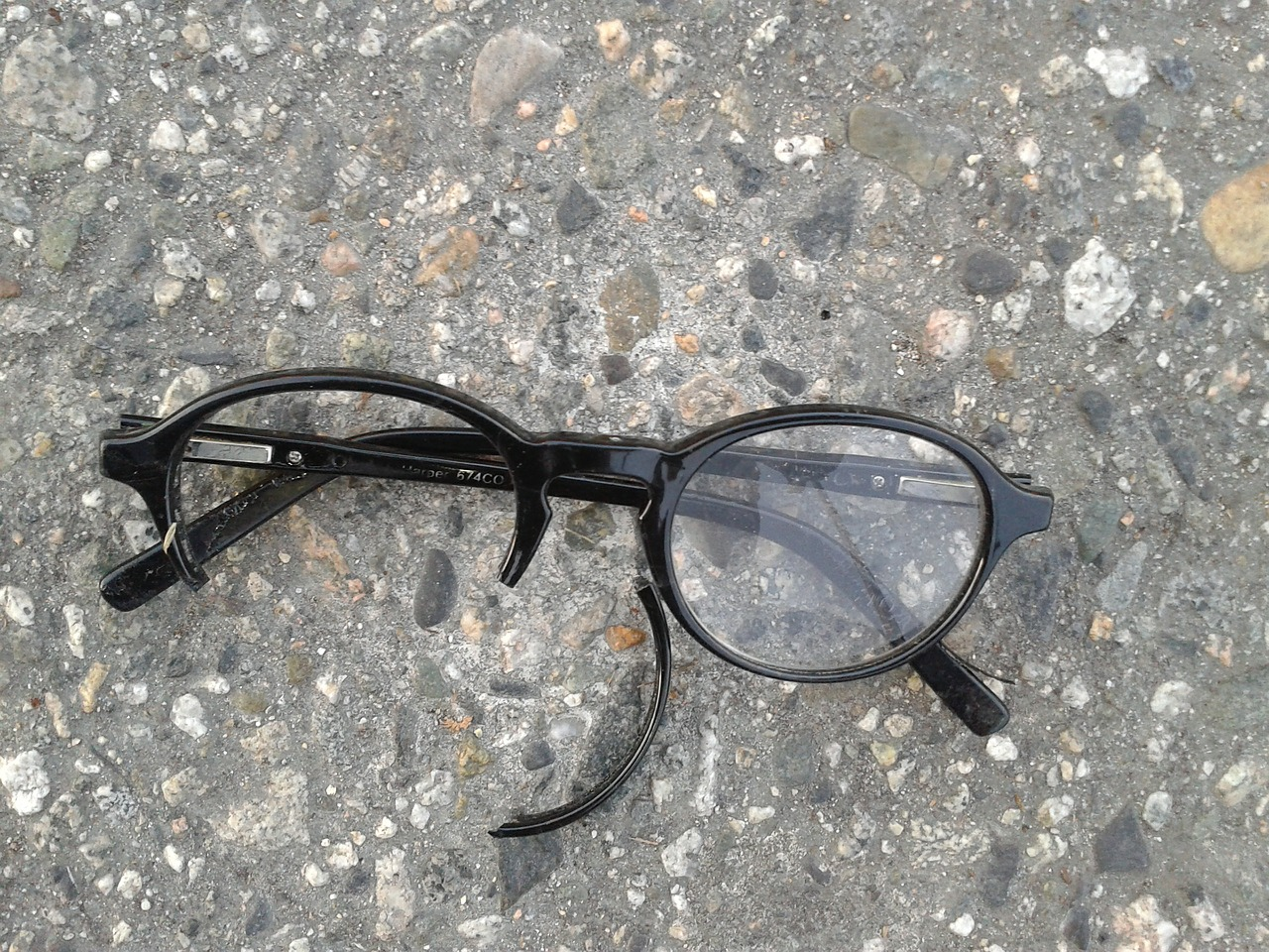 eyeglasses,broken glasses,sight,broken,pavement,crushed,sad,frames,emotions,free pictures, free photos, free images, royalty free, free illustrations, public domain