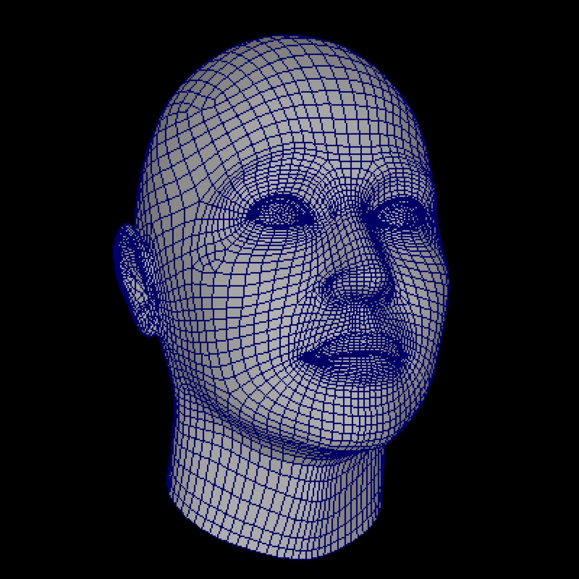 Man,face,bold,3d,wire - free photo from needpix com