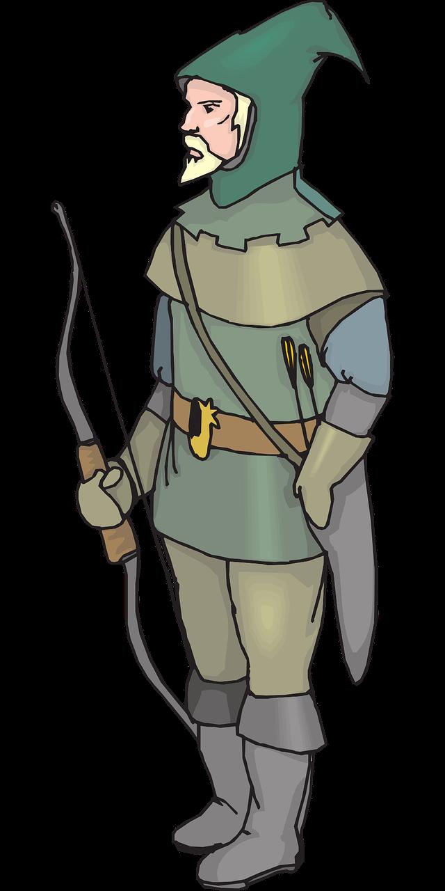 Fantasy,archer,man,bow,arrow - free photo from needpix com