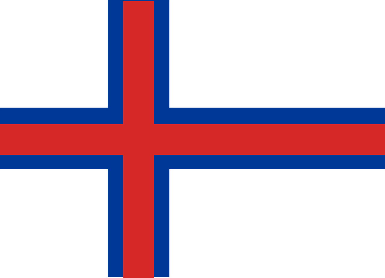 faroe islands flag denmark free photo