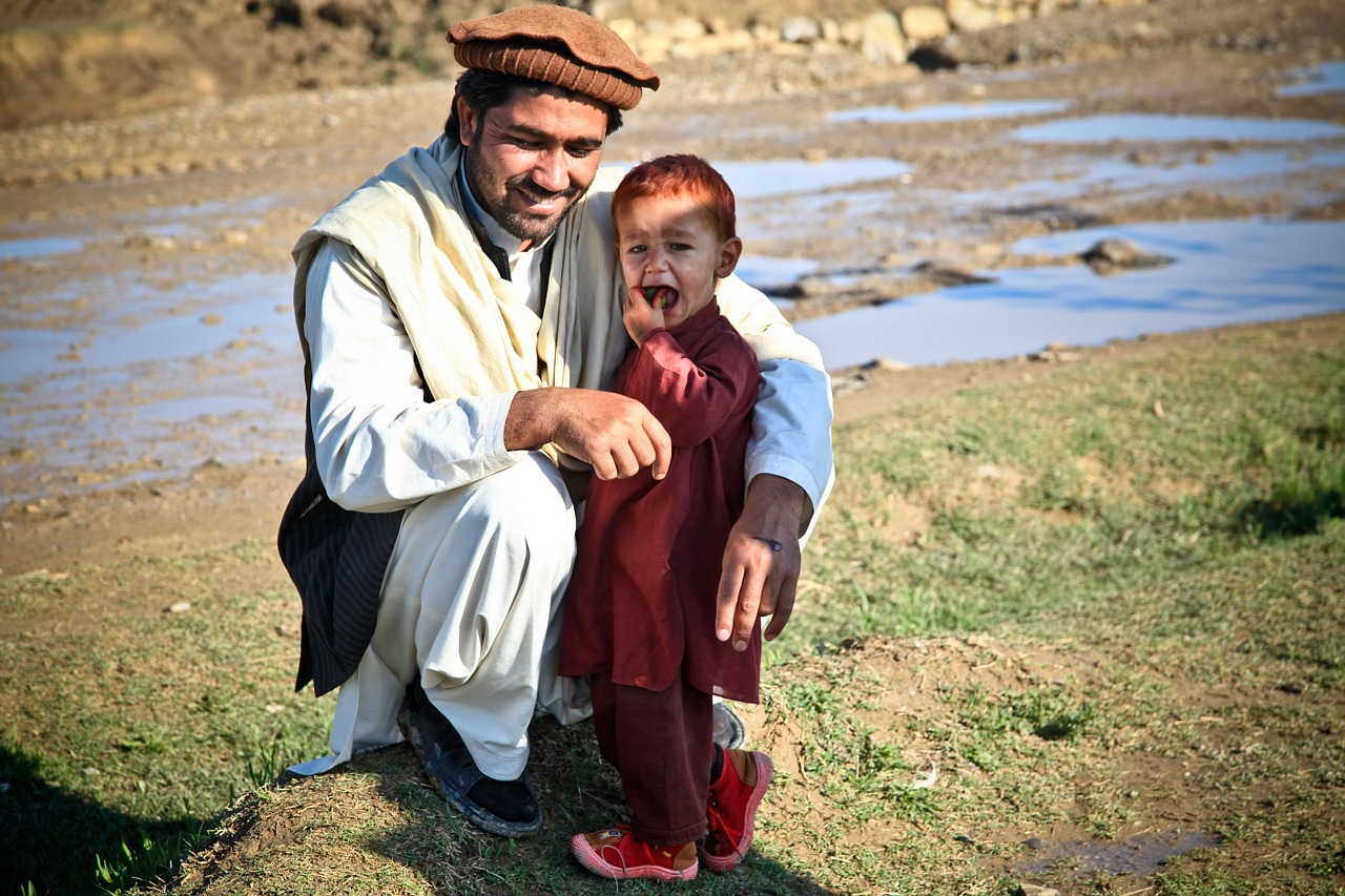 father afghanistan man free photo