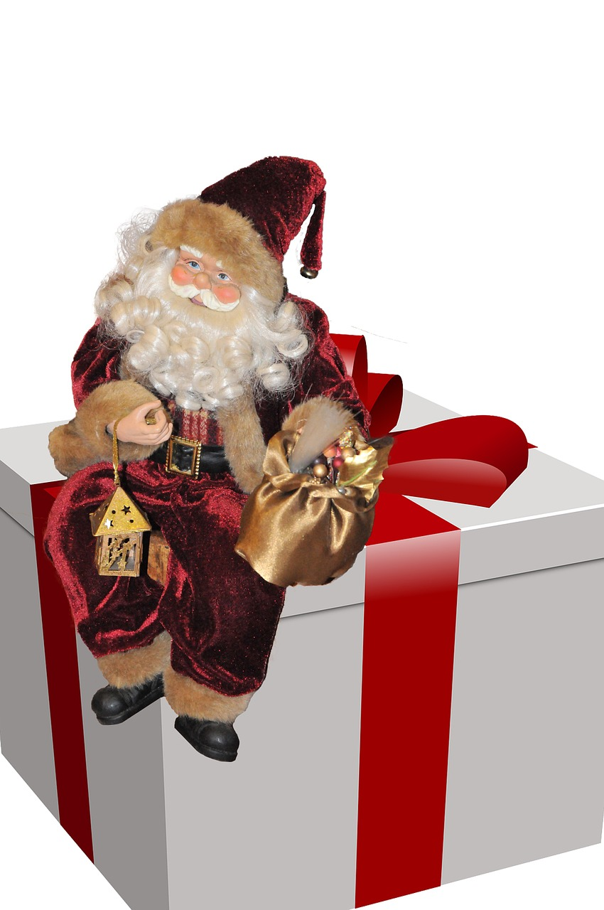 Father christmas,gift,christmas,holidays - free photo from needpix.com
