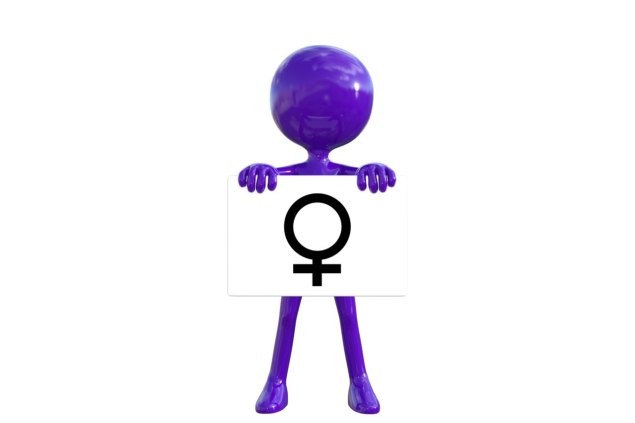 Femalegendersymbolpurple Man3d Free Photo From Needpix