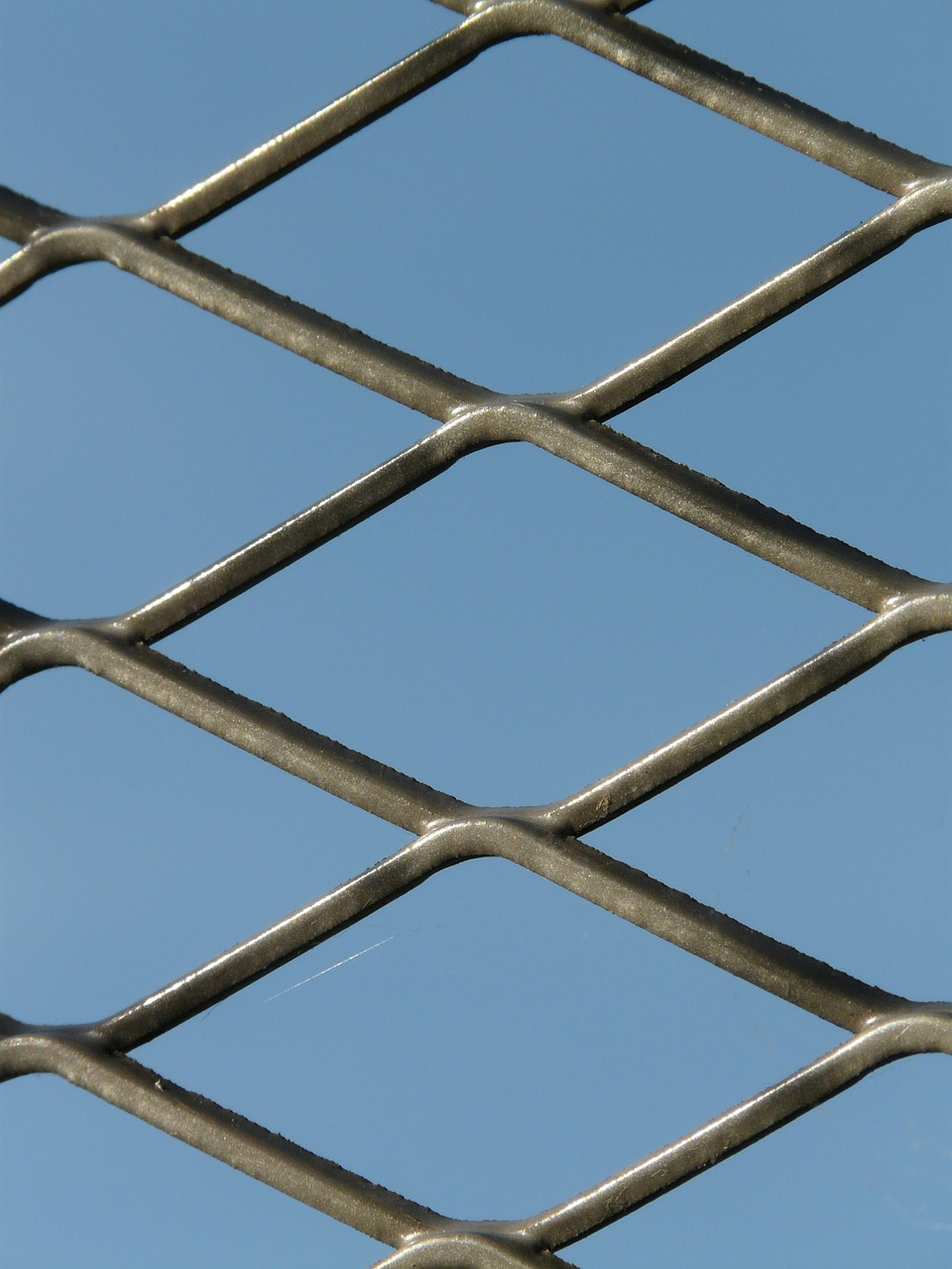 fence gate grid free photo