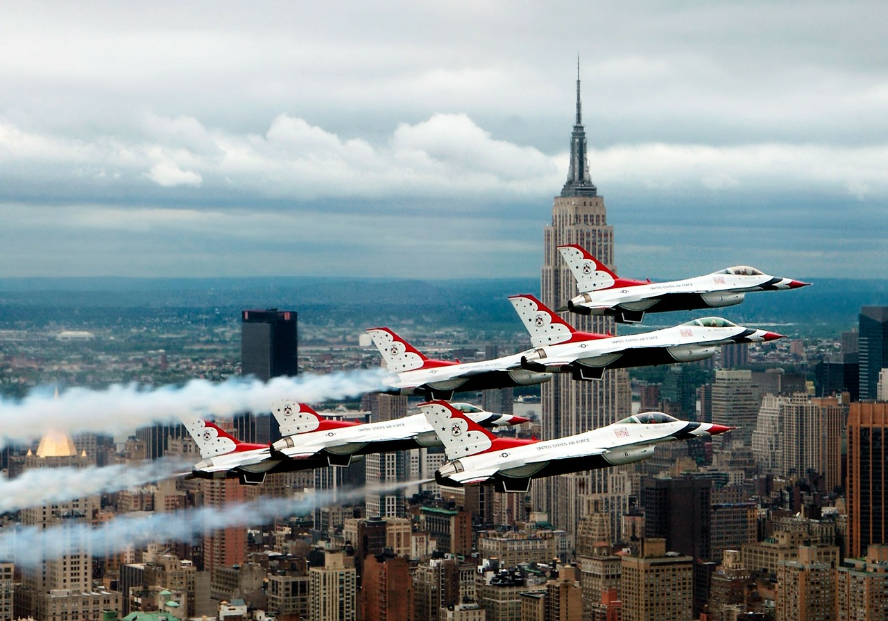 fighter jets new york ny free photo