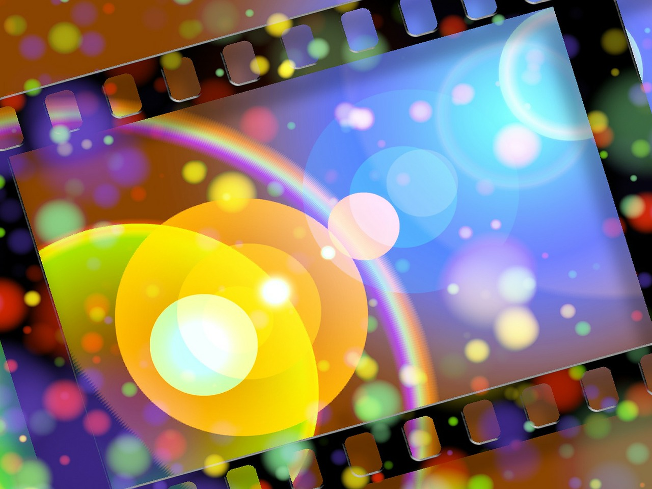 filmstrip cinema strip video film free photo