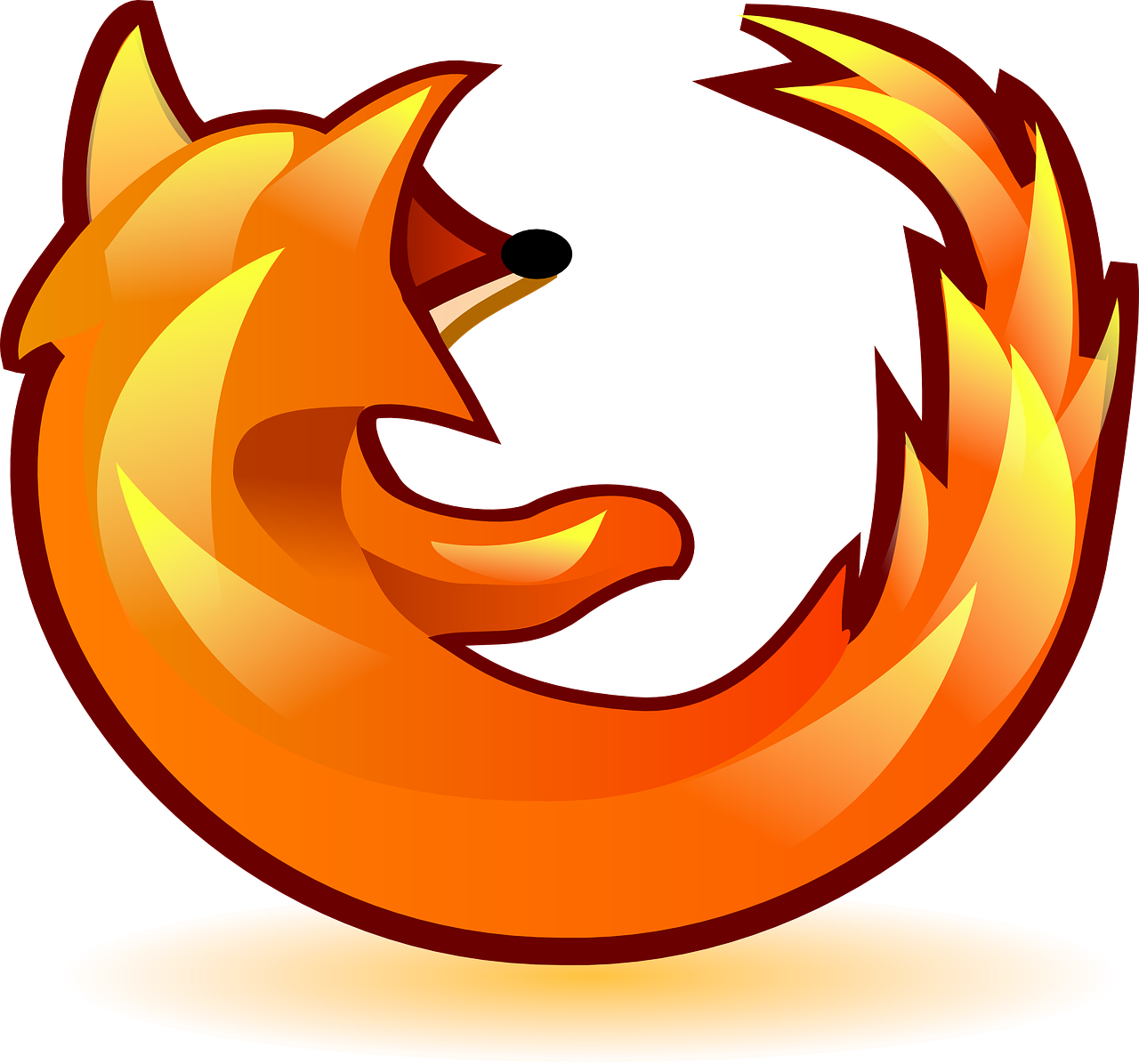 fire fox browser free photo