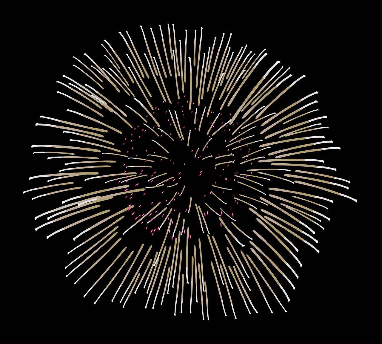 fireworks festive celebration free photo