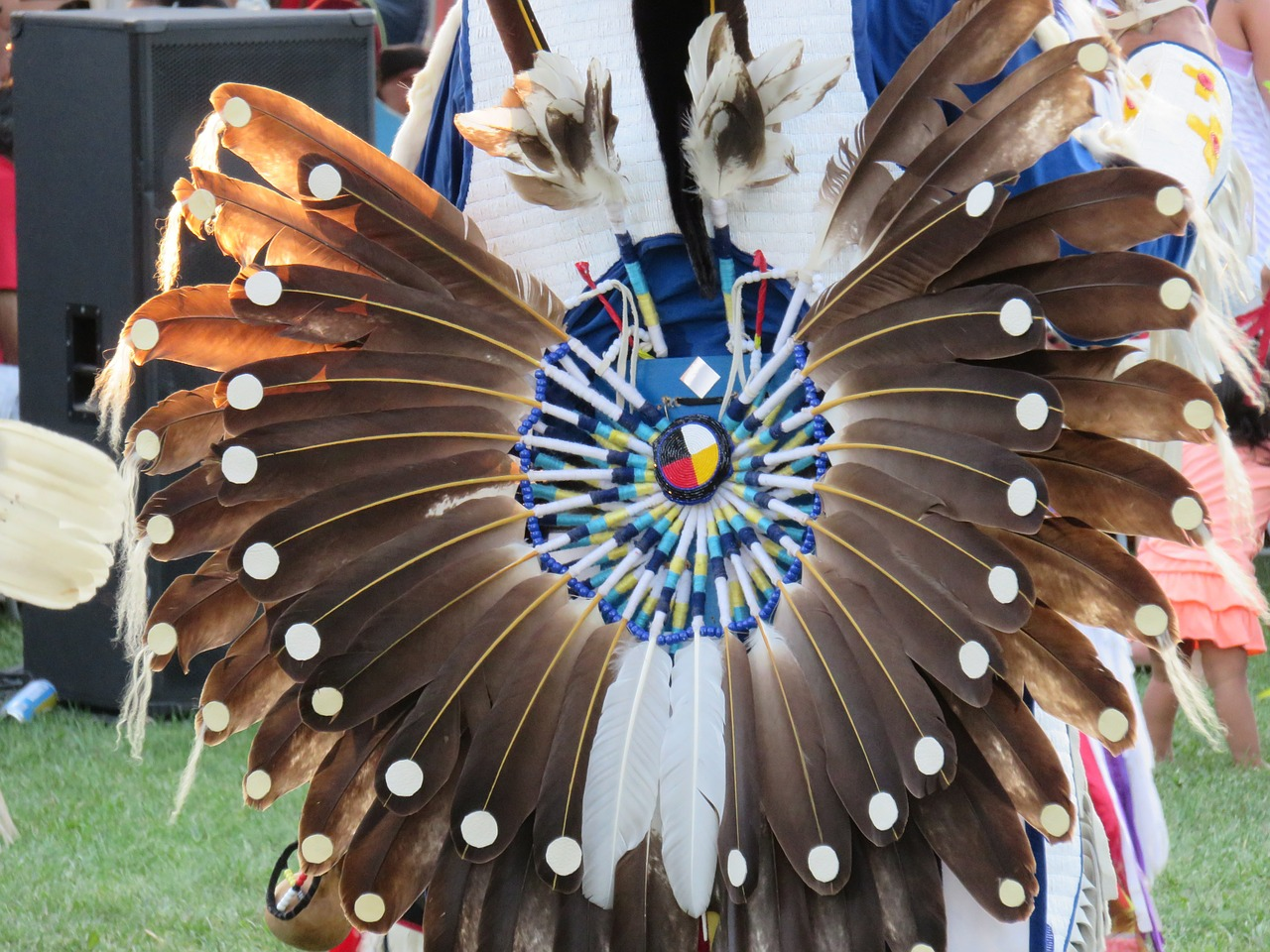 first nation warrior feather free photo