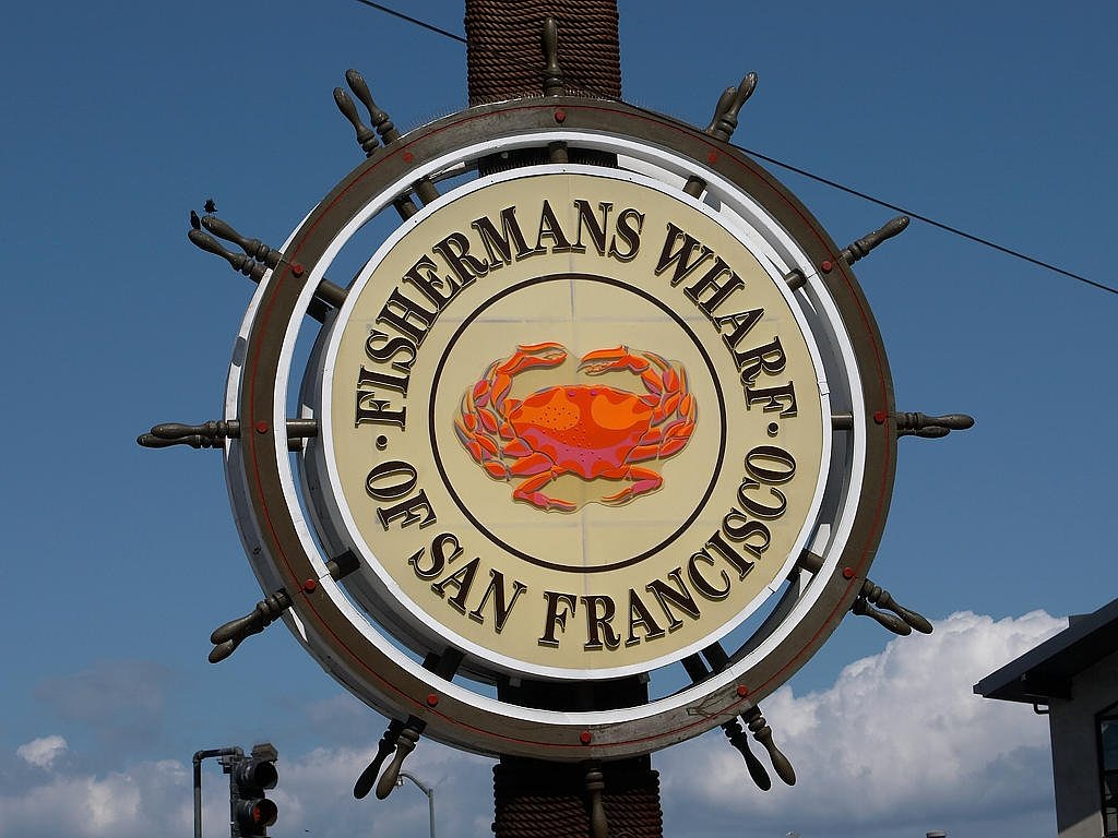 fishermans wharf pier port free photo