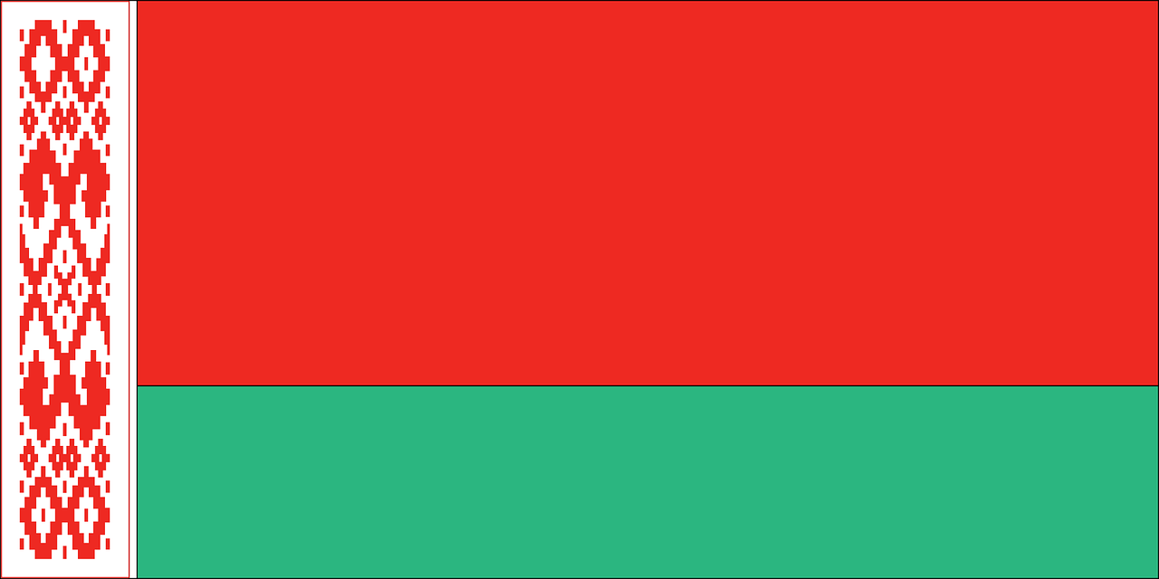 flag country belarus free photo