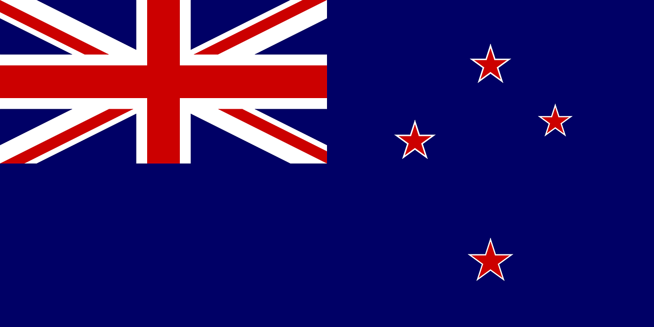 flag new zealand national free photo