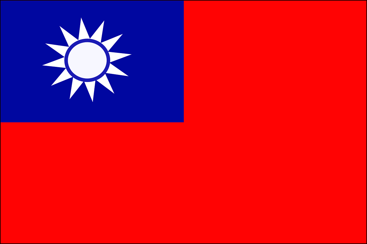 flag,taiwan,official,taiwanese,roc,country,asia,free vector graphics,free pictures, free photos, free images, royalty free, free illustrations, public domain