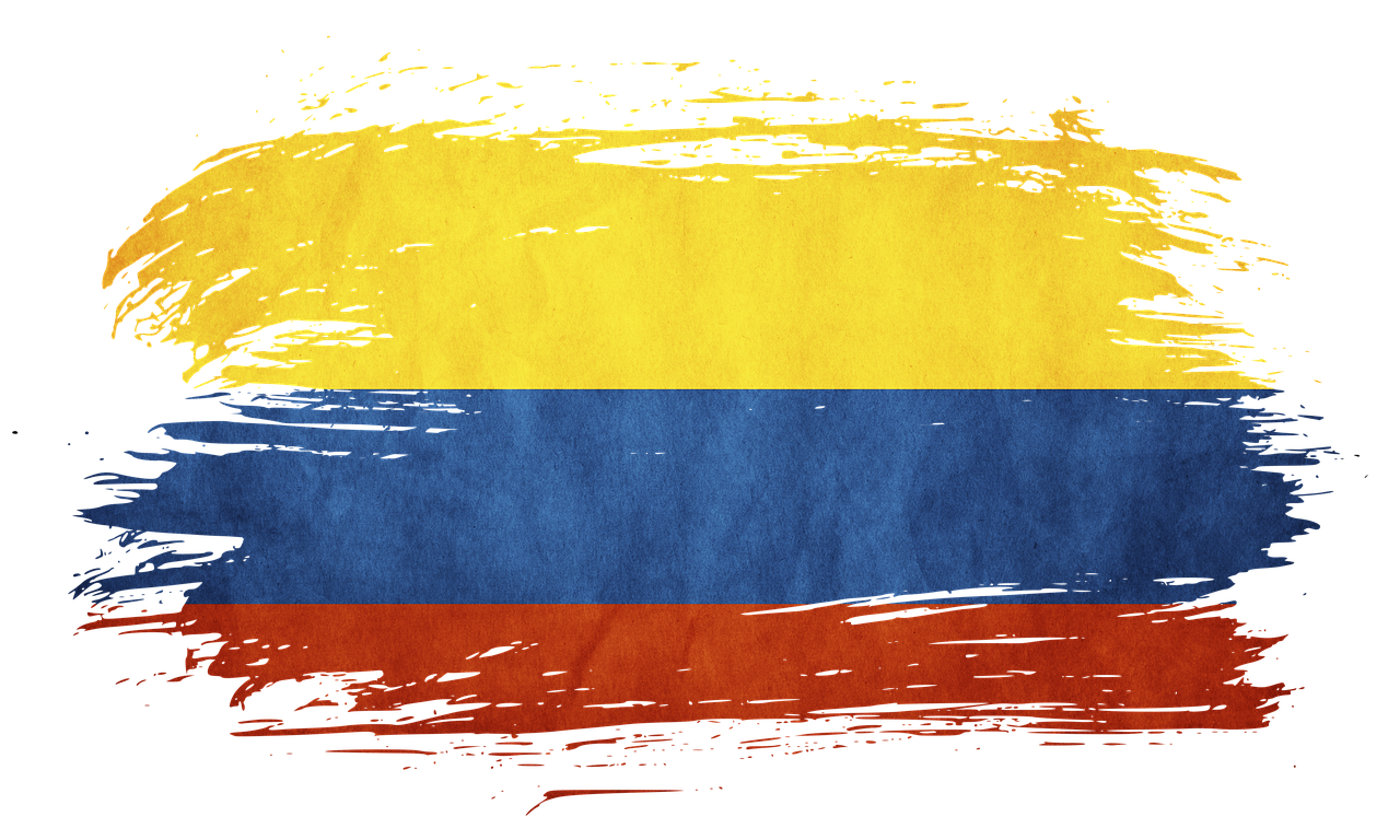 flag  colombia  flag colombia free photo