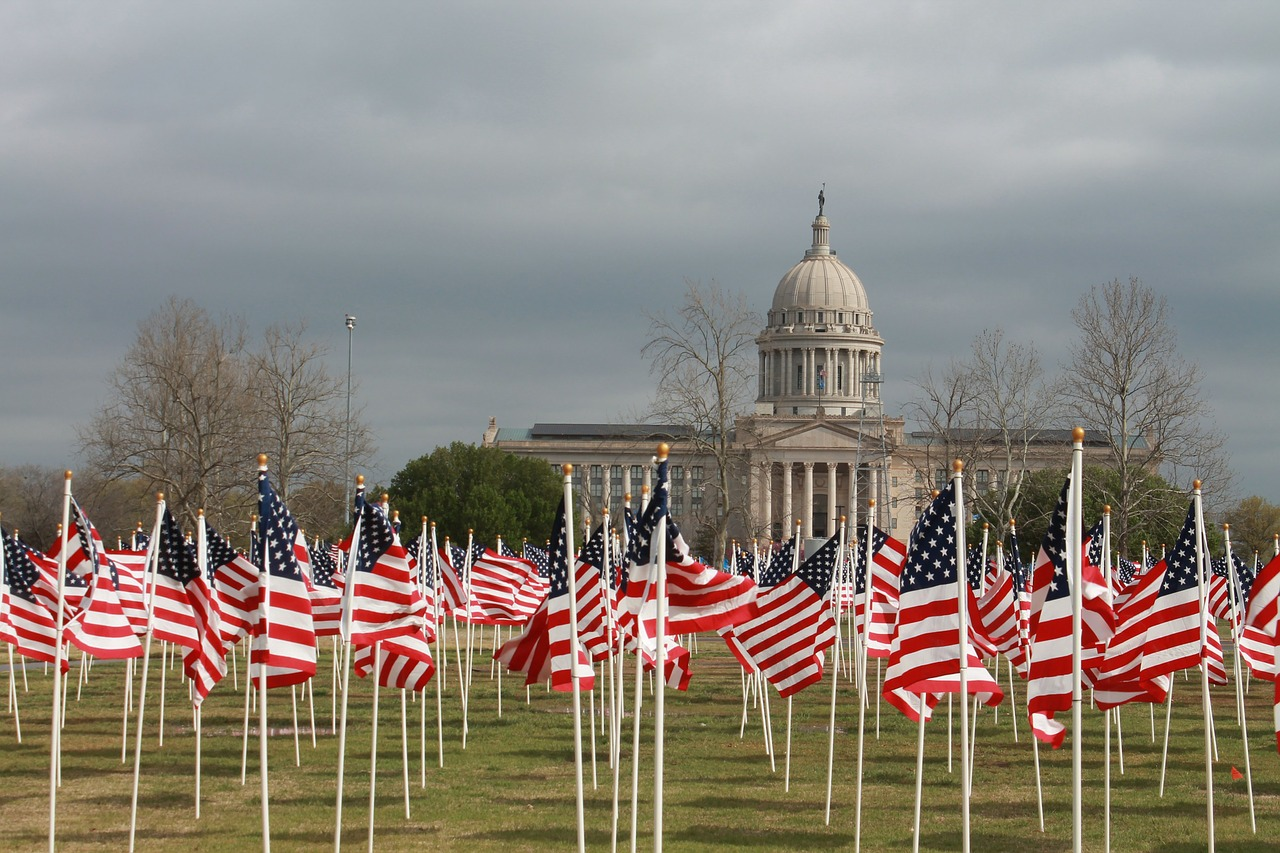 flags for children abuse oklahoma city free photo