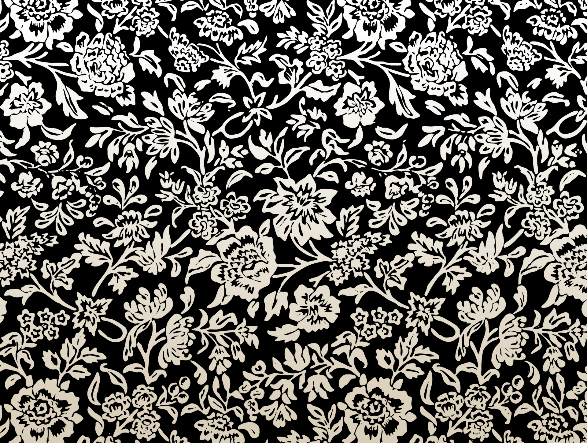 Floral Background Black White Wallpaper Free Image From Needpix Com