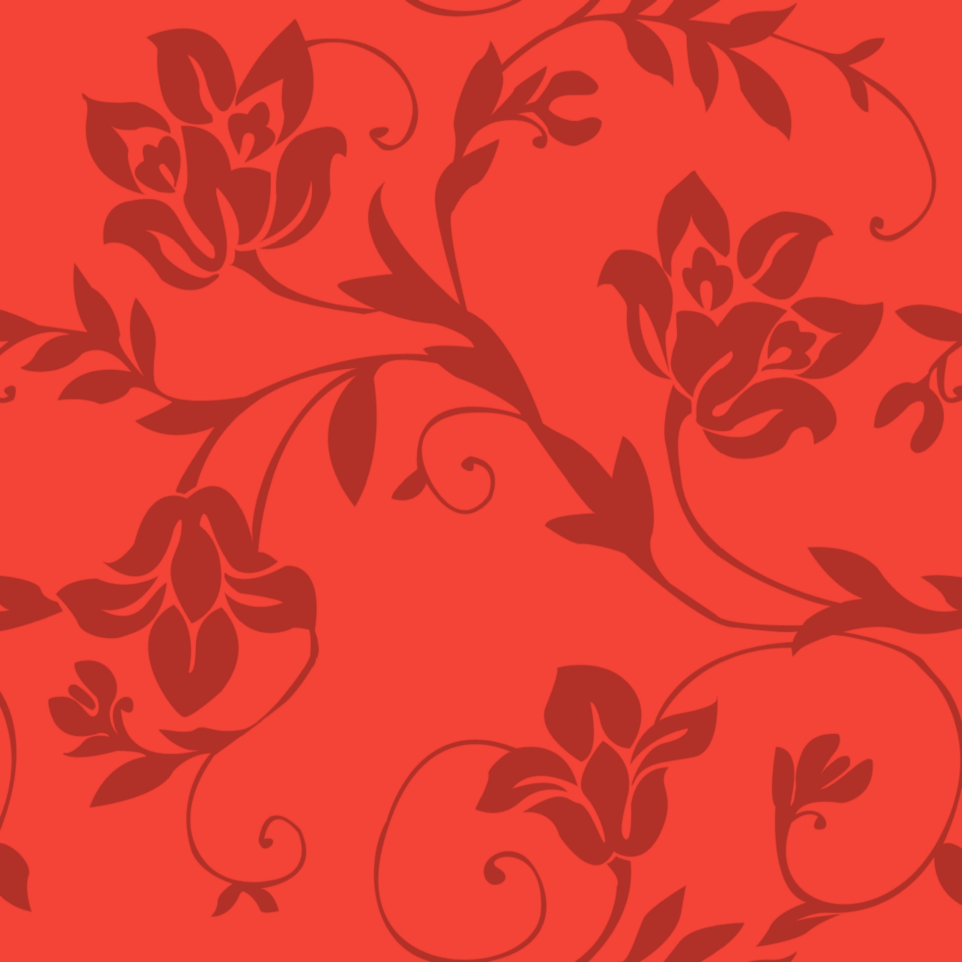 Pattern Floral Drawing Wallpaper Background Free Image From