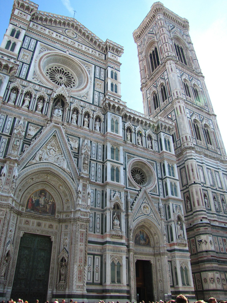 florence dome church free photo